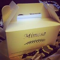 Photo taken at Mimosa Patisserie by JoJo on 5/11/2013