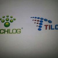 Photo taken at T.I.Log -Tecnologia da Informação e Logística Ltda by Elissandra S. on 3/26/2014
