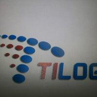 Photo taken at T.I.Log -Tecnologia da Informação e Logística Ltda by Elissandra S. on 2/14/2014