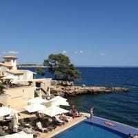Foto tomada en Hotel Hospes Maricel & Spa por Julia M. el 8/24/2014
