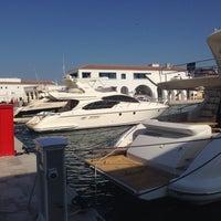 Photo taken at Limassol Marina by Kirill on 7/9/2014
