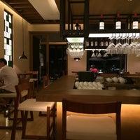 Photo taken at Grand Hyatt Shanghai by Kakki X. on 4/30/2015