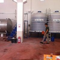 Photo taken at Teknobiyoloji Bitki Besleme Koçaklar AŞ by Baris K. on 8/20/2014