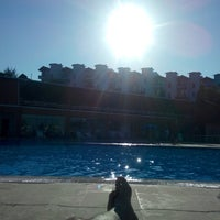 Photo taken at Social Park Poolside by ⚡Yıldırım Ö. on 8/24/2014