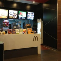 Photo taken at McDonald's & McCafé by Ramadhani W. on 2/1/2013