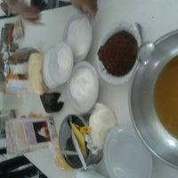 Photo taken at Restoran Pakuan Akademi Pariwisata Siliwangi by Rivky F. on 9/26/2012