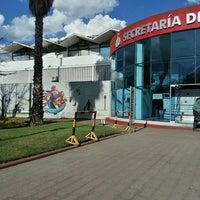 Photo taken at Secretaría de Movilidad by César on 2/1/2017