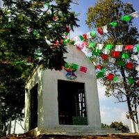 Photo taken at Capilla a la Vírgen de Guadalupe by César on 12/9/2012