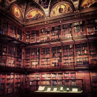 Foto scattata a The Morgan Library & Museum da Gwyn C. il 11/14/2012