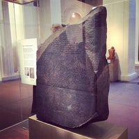 Photo taken at British Museum by Gwyn C. on 11/10/2013
