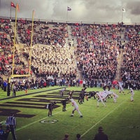 Photo taken at Ross-Ade Stadium by Gwyn C. on 11/2/2013