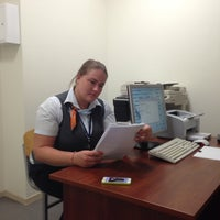 Photo taken at ЛОВД Пулково by Дарья on 6/6/2014