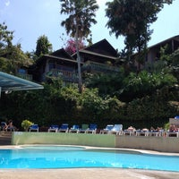 Photo taken at Royal Crown Hotel And Palm Spa Resort Phuket by Denchik R. on 2/14/2014