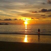 Photo taken at Baramee Resortel Phuket by Katena P. on 10/25/2014