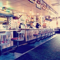Photo taken at Santa Cruz Diner by Bryan L. on 6/2/2013