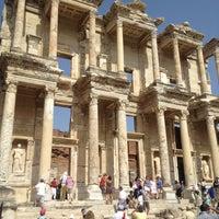 5/21/2013 tarihinde Javier G.ziyaretçi tarafından Efes'de çekilen fotoğraf