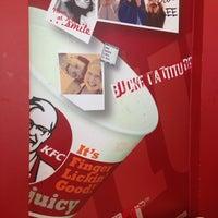 Photo taken at KFC by Abhishek T. on 4/18/2014