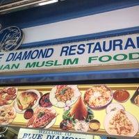 Photo taken at Blue Diamond Restaurant by Danuwari S. on 1/30/2014