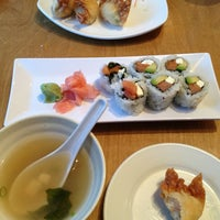 Photo taken at Dib Sushi Bar & Thai Cuisine by Diana S. on 7/30/2013
