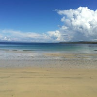 Photo taken at Sanaigmore Bay by Dave S. on 7/26/2013