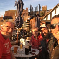 Photo taken at The Mermaid Inn by Pablo M. on 5/4/2016