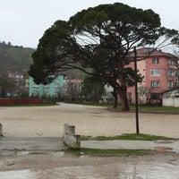 Photo taken at Çakraz Şehit Ahmet Telli Ortaokulu by Esra K. on 3/11/2014