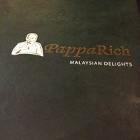 Photo taken at PappaRich by Ezrin R. on 11/22/2012
