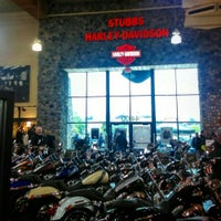 Photo taken at Stubbs Harley-Davidson by Amy N. on 11/8/2015