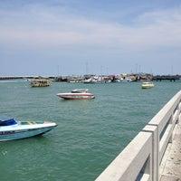Photo taken at Bali Hai Pier by Neung ScrambleHalloween R. on 3/30/2013
