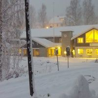 Photo taken at Kongsberg Vandrerhjem by Jan D. on 11/15/2016