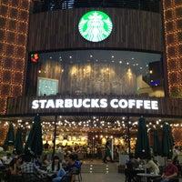 Photo taken at Starbucks Coffee @ New World Hotel by Edgar B. on 3/12/2013