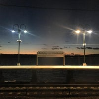 Photo taken at Metro North - Ardsley-on-Hudson Train Station by Christine S. on 10/25/2016