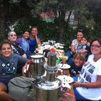 Photo taken at Bahcemm by Nur B. on 9/8/2013