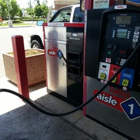 Photo taken at Aisle 1 Fuel Station by Jay J. on 5/19/2013