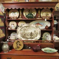 Photo taken at B & B Antiques by william a. on 1/16/2014