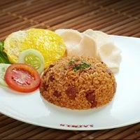 Photo taken at Saimen (bakery, noodle & fried chicken) by Davidt T. on 1/19/2014