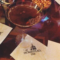 The Homestead Lobby Bar