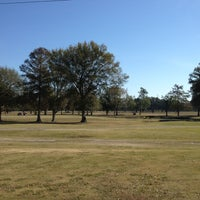 Photo taken at Bayou Barriere Golf Course by Greg R. on 11/22/2012