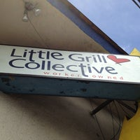 Photo taken at Little Grill Collective by Greg R. on 5/4/2013