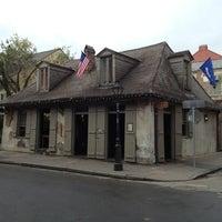 Photo taken at Lafitte's Blacksmith Shop by Greg R. on 12/15/2012