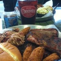 Photo taken at Old Carolina Barbecue Company by Edward E. on 7/6/2013