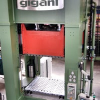 Photo taken at Gigant Italia Srl by Gianmarco A. on 4/30/2013