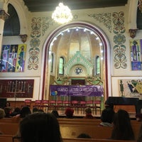 Photo taken at Sinagoga by Cristina B. on 4/19/2017