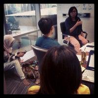 Photo taken at McKinsey & Company Jakarta Office by A on 9/15/2013