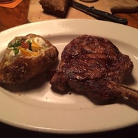 Photo taken at Outback Steakhouse by Michael U. on 2/22/2014