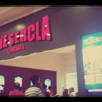 Photo taken at Cinesercla by Rodrigo L. on 1/21/2014