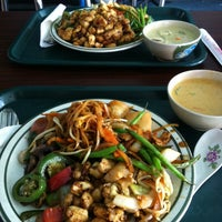 Photo taken at Thai Kitchen Cafe by Eric L. on 3/6/2013
