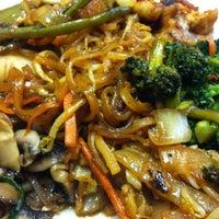 Photo taken at Thai Kitchen Cafe by Eric L. on 5/2/2013