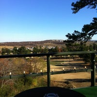 Photo taken at McAlester Country Club by Eric L. on 11/27/2013