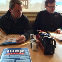 Photo taken at IHOP by Eric L. on 11/13/2014